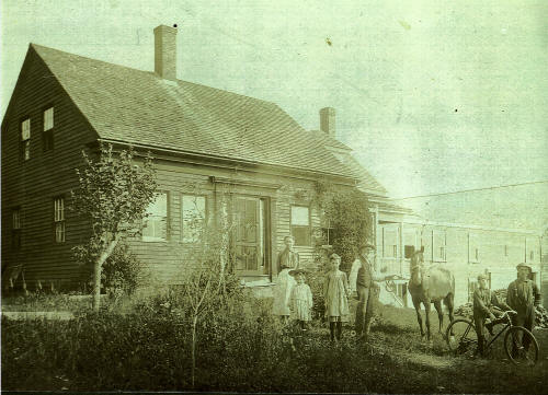 The Ashford-Knight House 1900's