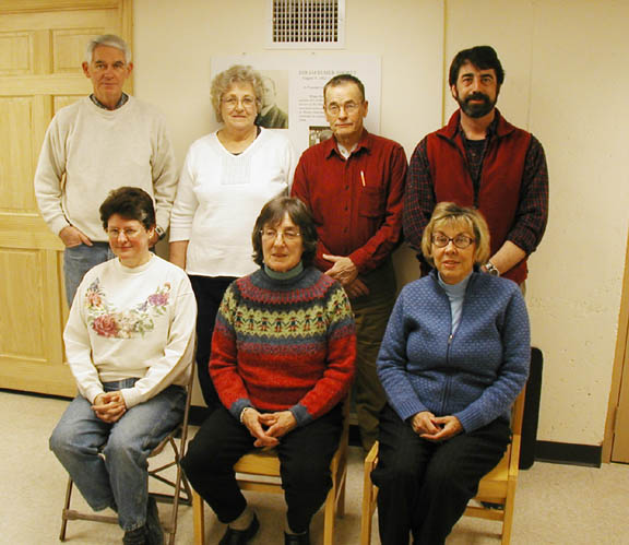 Historical Preservation Commission Members