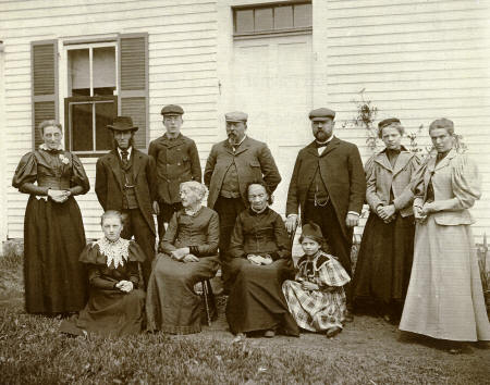 The Palmers 1897