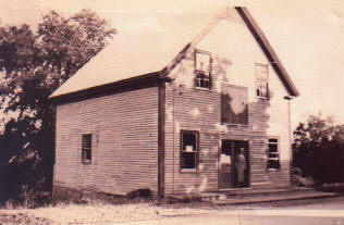 Purgatory Post Office - early 1930's