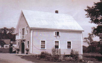 Purgatory Post Office & General Store - early 1940's