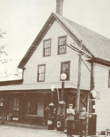 The Corner Store About 1930